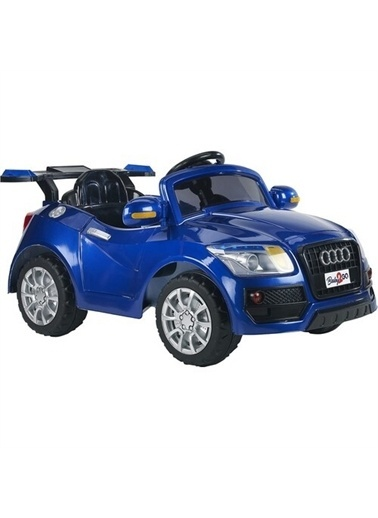 Baby2go Baby2Go 2098 Audi 12 Volt Akülü Araba Metalik Kumandalı Kırmızı